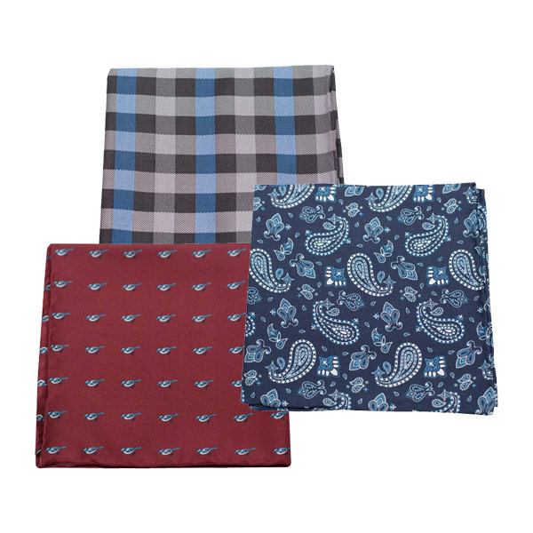 The Tie Bar - Pocket Squares
