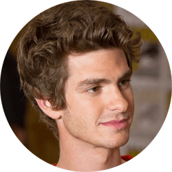 Andrew Garfield Profile Pic