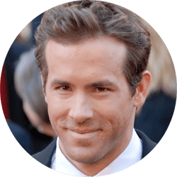 Ryan Reynolds Profile Pic