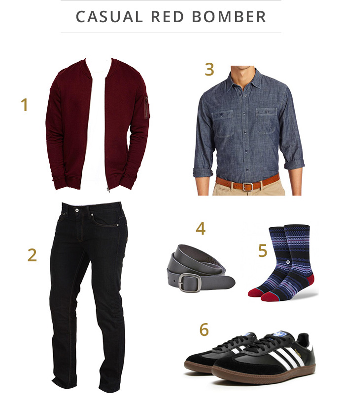 Dress Like Robert Pattinson