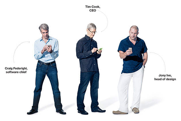Apple Execs Fashion