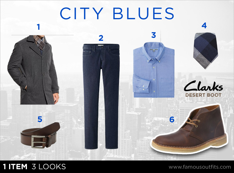 Clarks Desert Boot 1 Item 3 Looks Famous Outfits