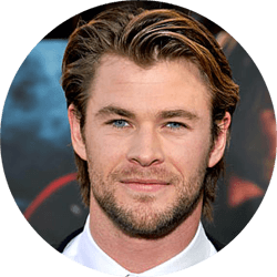 Chris Hemsworth Profile Pic