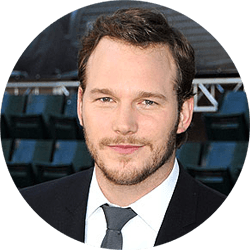 Chris Pratt Profile Pic