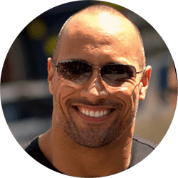 Dwayne Johnson Profile Pic