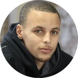 Stephen Curry Profile Pic