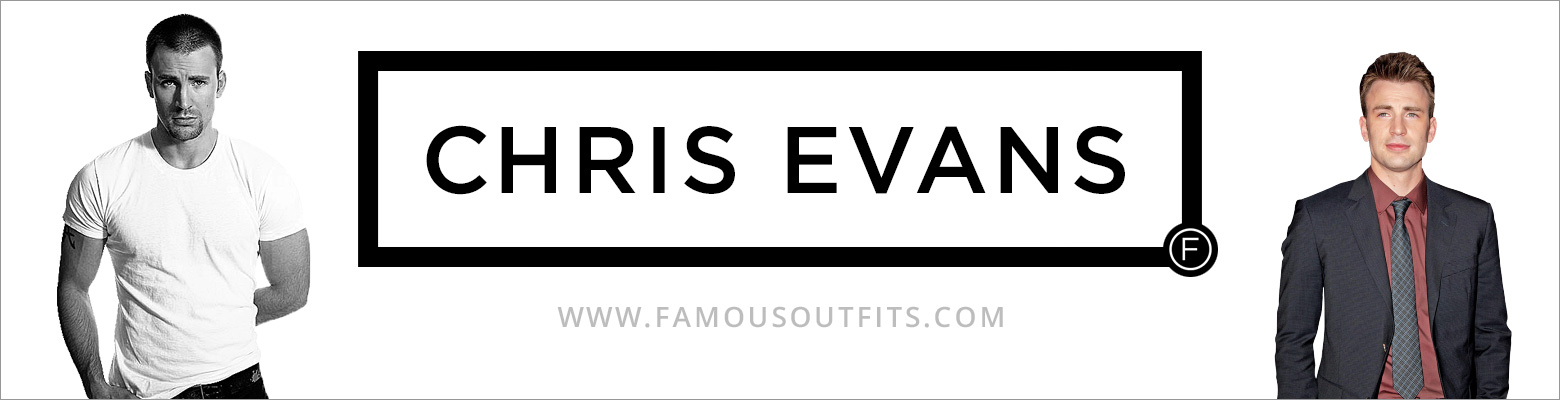 Chris Evans Fashion