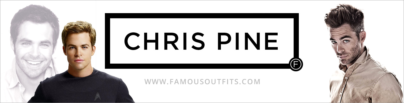 Chris Pine Fashion