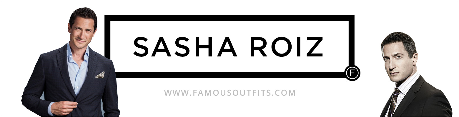 Sasha Roiz Fashion