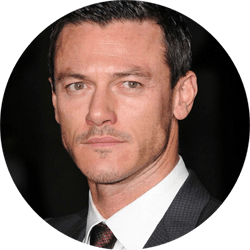 Luke Evans Profile Pic
