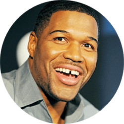 Michael Strahan Profile Pic