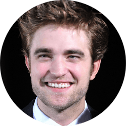 Robert Pattinson Profile Pic
