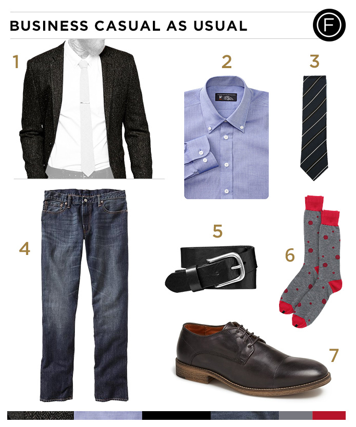 Dress Like Joseph Gordon-Levitt