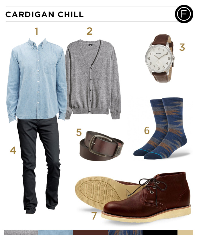 Dress Like Adam Brody