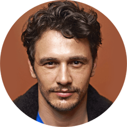 James Franco Profile Pic