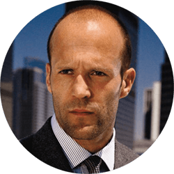 Jason Statham Profile Pic