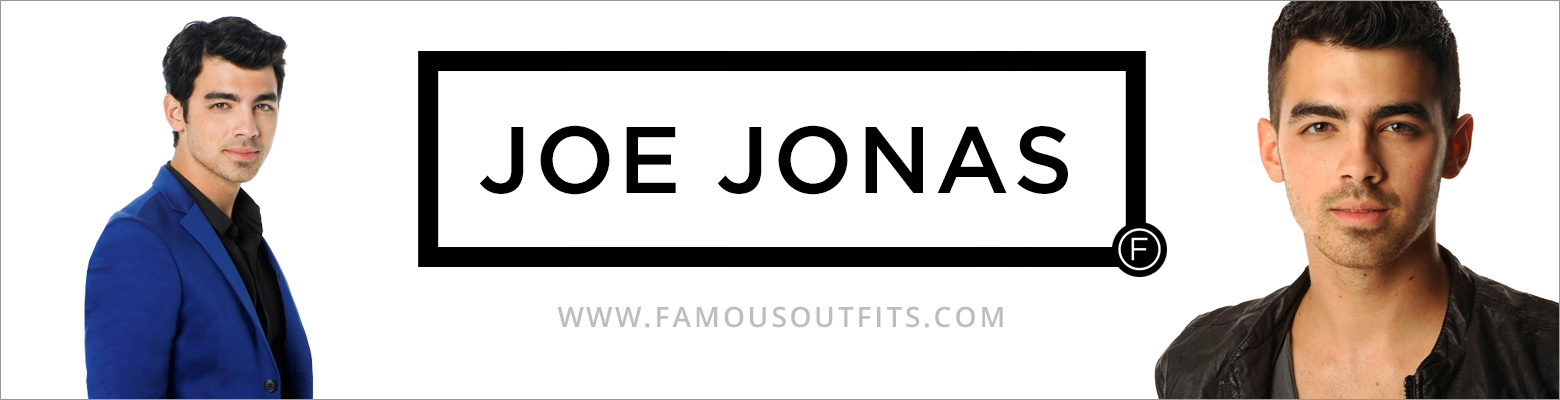 Joe Jonas Fashion