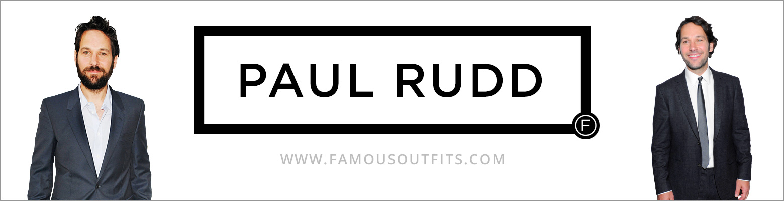 Paul Rudd Fashion