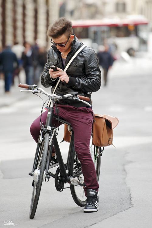 The Leather Jacket: Timeless Piece