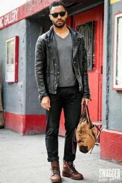 Leather Jacket Styles