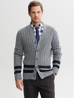 c0fd8b5a59f Cable knit sweaters are great for layering and add a lot of texture to your  outfit. Enjoy the following collection of cable knit styles for men.