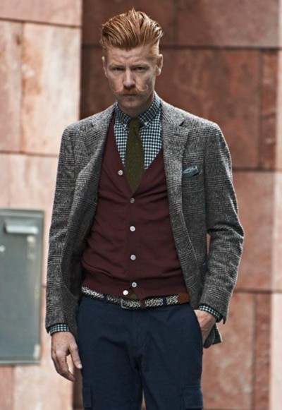 Redhead Men 39 S Fashion Famous Outfits