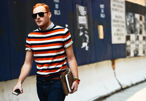 Also, White And Beige Matches Really Well With The Earth Tones. Enjoy Our  Collection Of Fashion From Redhead/ginger Men, And We Hope You Get Inspired!