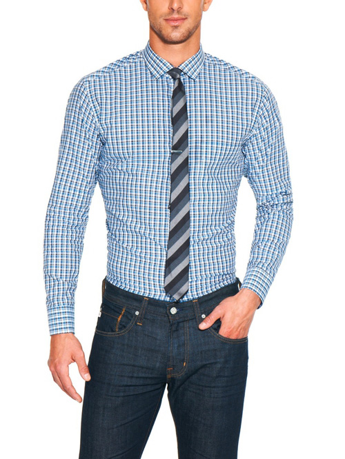 If You Can Pull It Off S A Great Look For Casual Friday At The Office Or An Evening Date Enjoy Our Collection Of Tie Jeans Inspiration