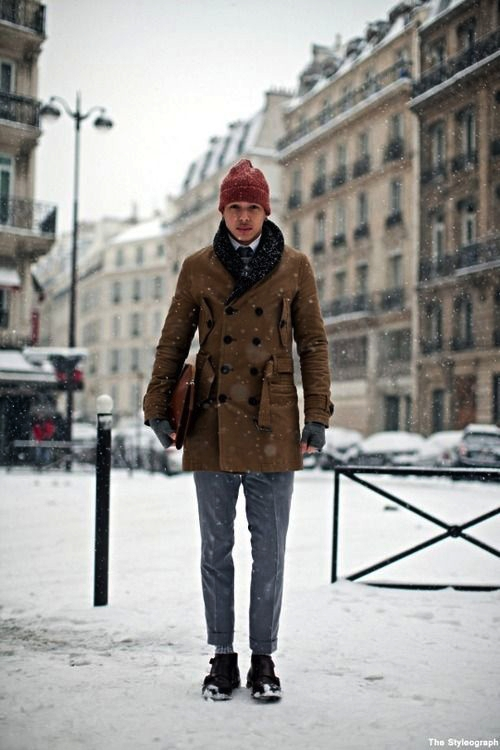 Male snow images 3