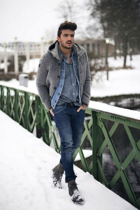 In this article we explore the ideas how to dress well in winters for job, best winter outfits for men to wear at job/office and how today's businessman can look the part in the office at the same time as wrapping up warm.
