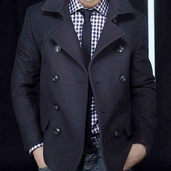 Peacoat Fashion