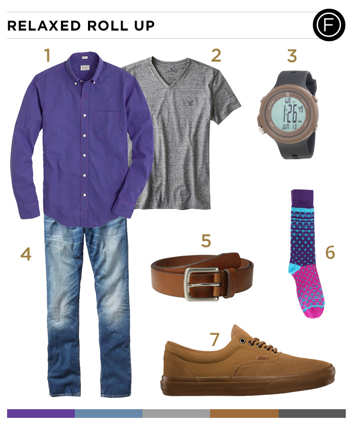 Dress Like Darren Criss