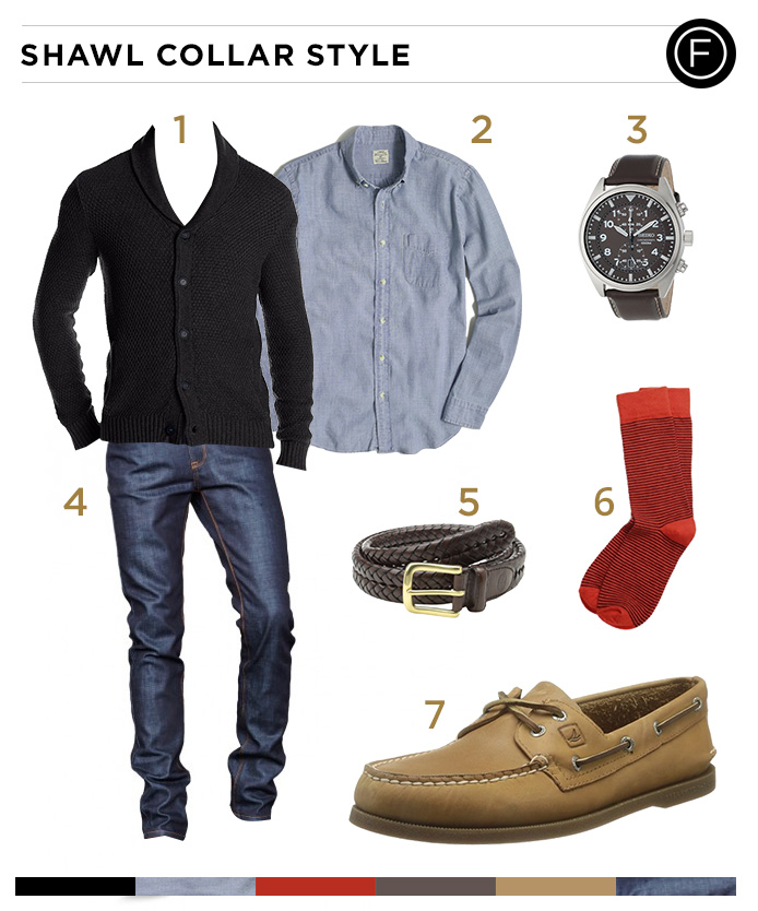 Dress Like Armie Hammer