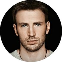 Chris Evans Profile Pic