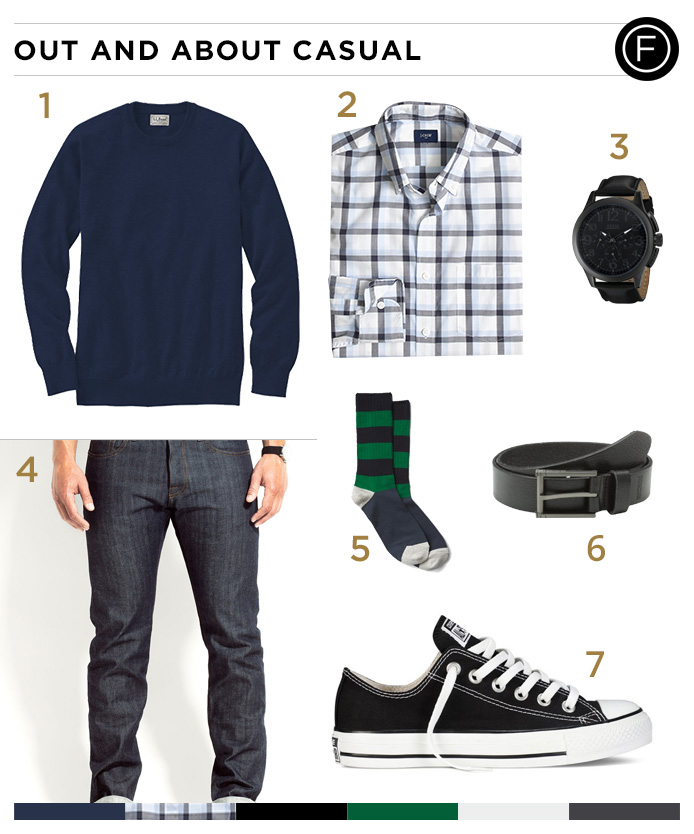 Paul Rudd's Casual Outfit