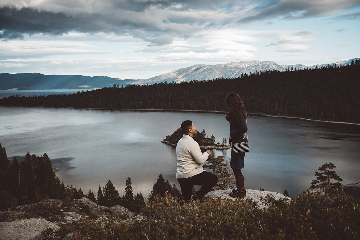 The Proposal at Emerald Bay