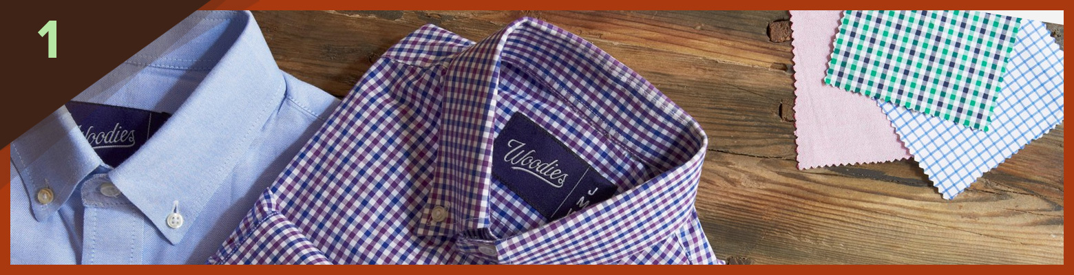 Woodies Shirts