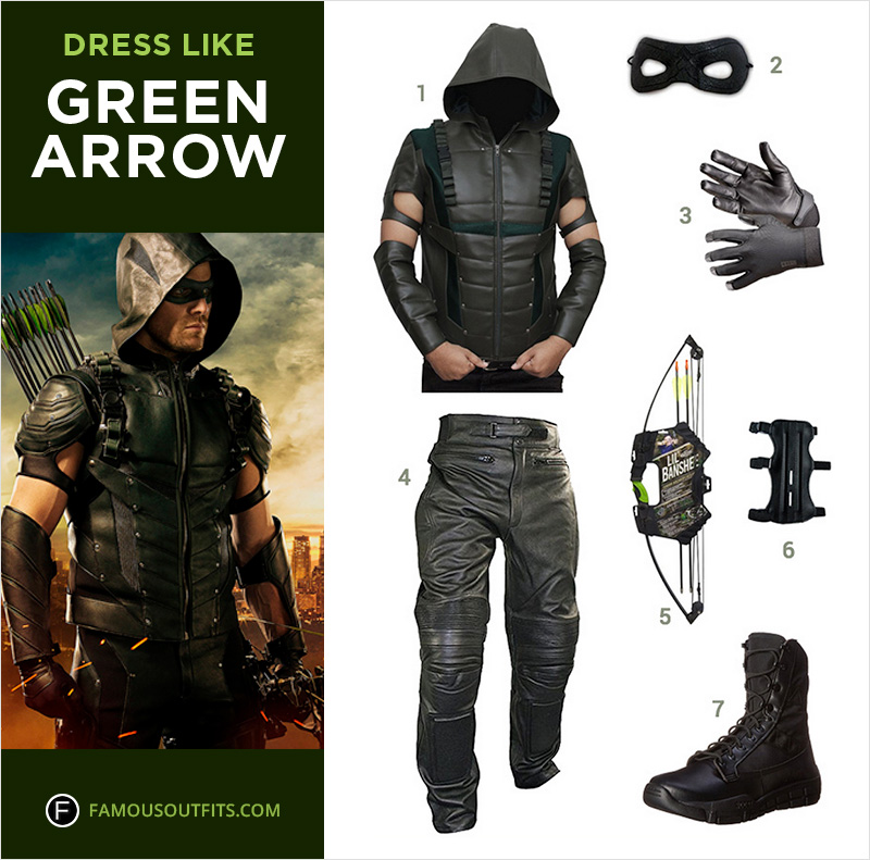 Dress Like Green Arrow