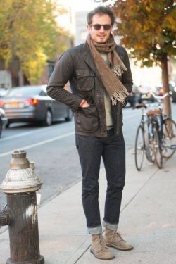 Chukka Boots Famous Outfits