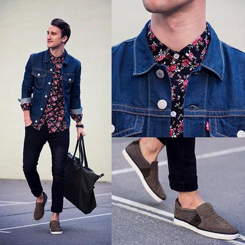 ca2d4cbf749e Step out of your comfort zone and infuse a bit of pop in your wardrobe by  trying out the floral pattern!