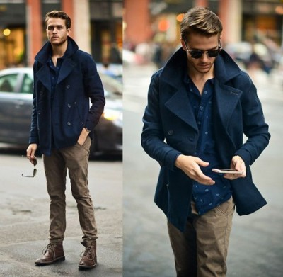 Peacoat Fashion | Famous Outfits