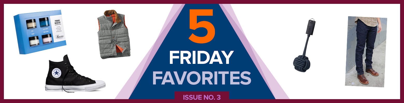 Five Friday Favorites – Issue #3