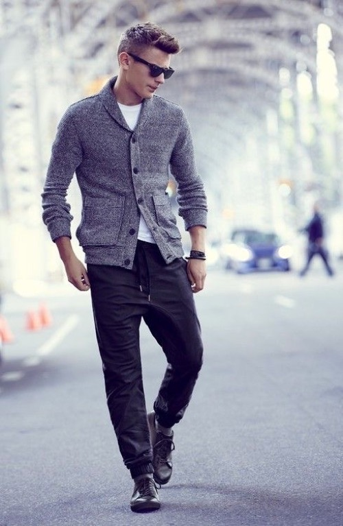 As for jogger pants—the often woven-fabric-y cuffed-pants cousin of sweats—well, those are a much more hazardous endeavor. The wrong shoe or shirt can instantly take you from style expert to.