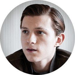 Tom Holland Profile Pic