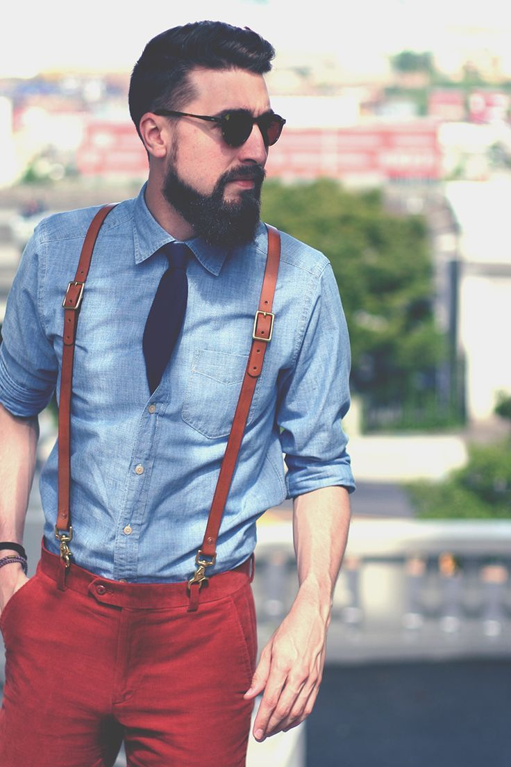 972bdd5750 Men's Red Pants Inspiration | Famous Outfits